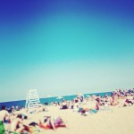 life: beach day @ Lake Michigan